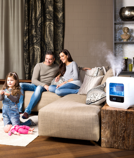 U700 Ultrasonic Humidifier BONECO Family