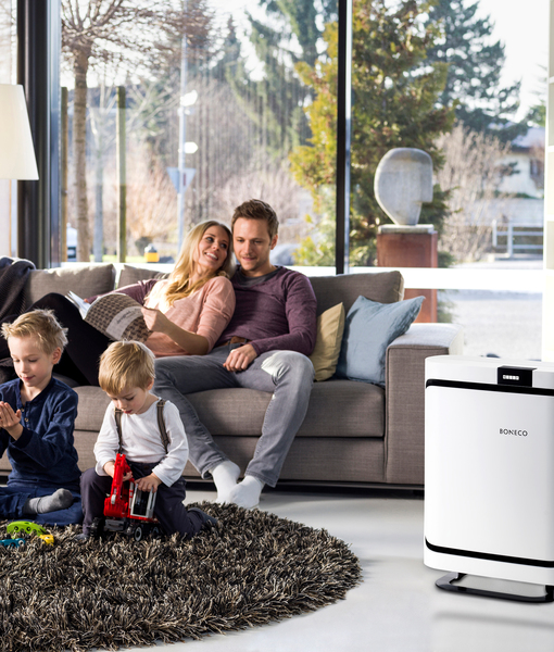 P400 Air Purifier BONECO Living Room