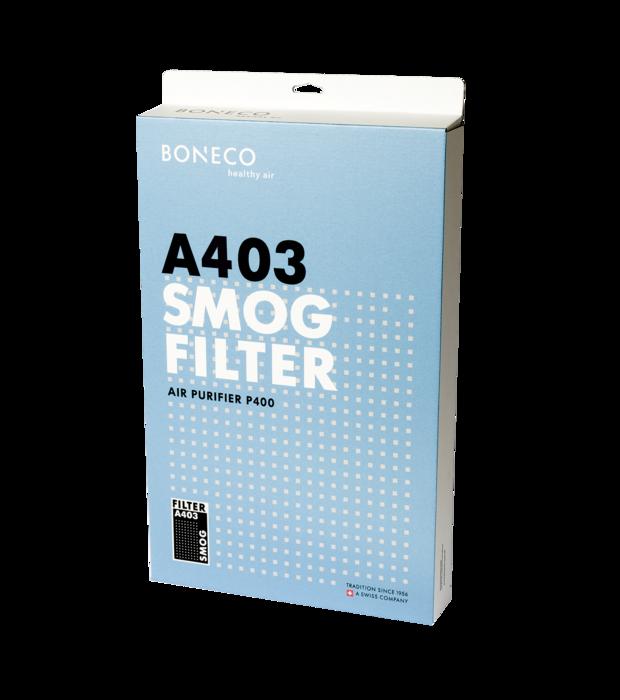 Boneco A401/Allergy Filtre pour purificateur dair P400