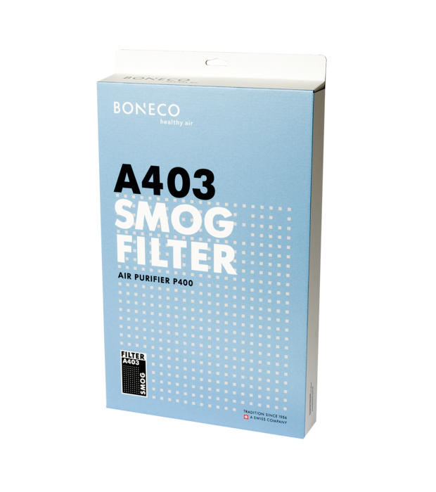A403 BONECO SMOG Filter Emballage