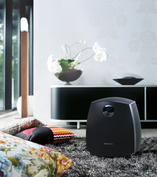 W2055D Humidifier Air Washer BONECO Living Room